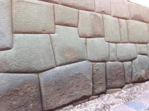 Cuzco wall
